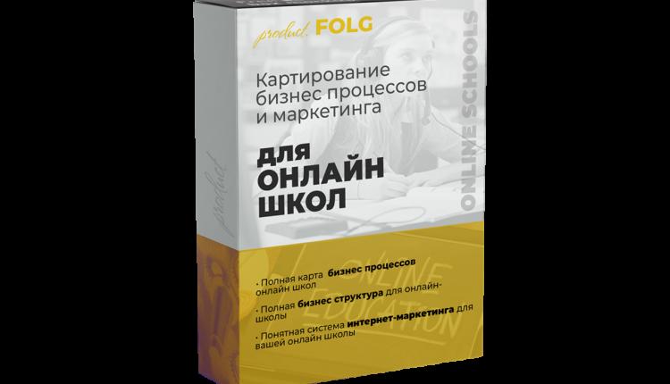 Картирование бизнес процессов и маркетинга для ОНЛАЙН ШКОЛ